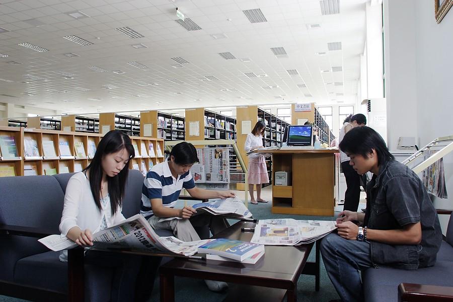 書報閱讀區